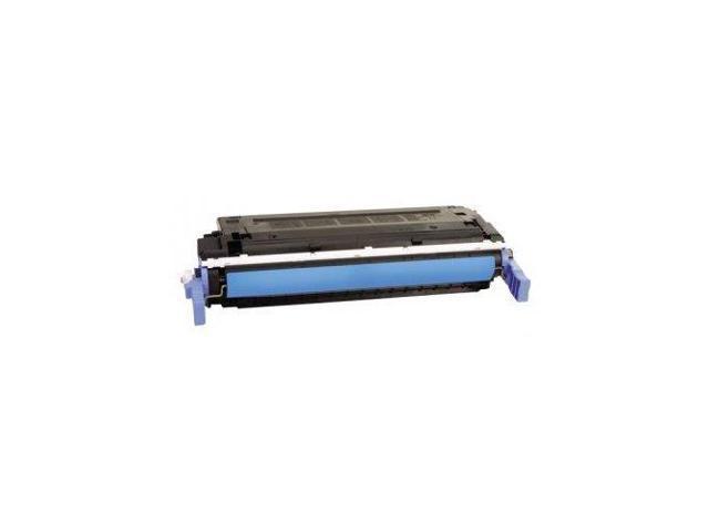 HQ Supplies © Remanufactured HP 641A (C9721A) Cyan Laser Toner Cartridge for HP Color LaserJet 4600, Color LaserJet 4600dn, Color LaserJet ...