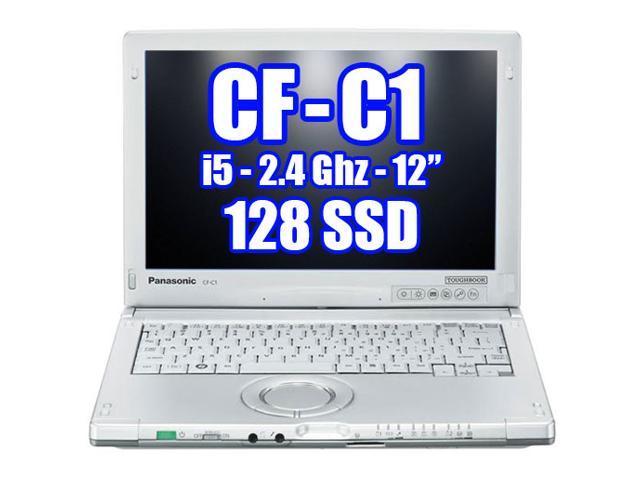 Panasonic Toughbook CF-C1 Intel i5- 2.4GHz
