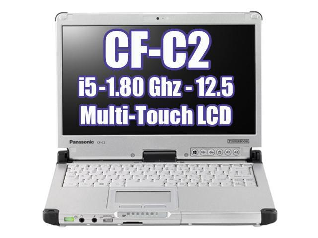 Panasonic Toughbook CF-C2 Intel Core i5