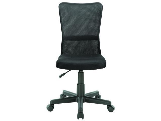 Comfort-Flex Black Mesh Task Chair