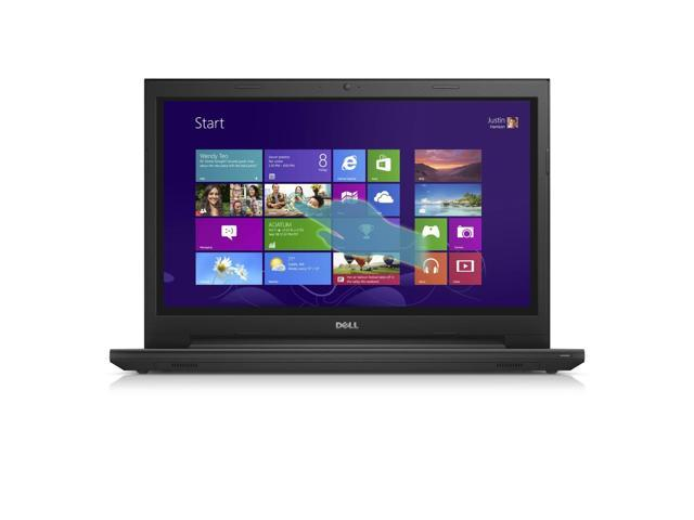 DELL Inspiron i3542-8333BK Notebook Intel Core i5 4210U (1.70GHz) 8GB Memory 1TB HDD 15.6