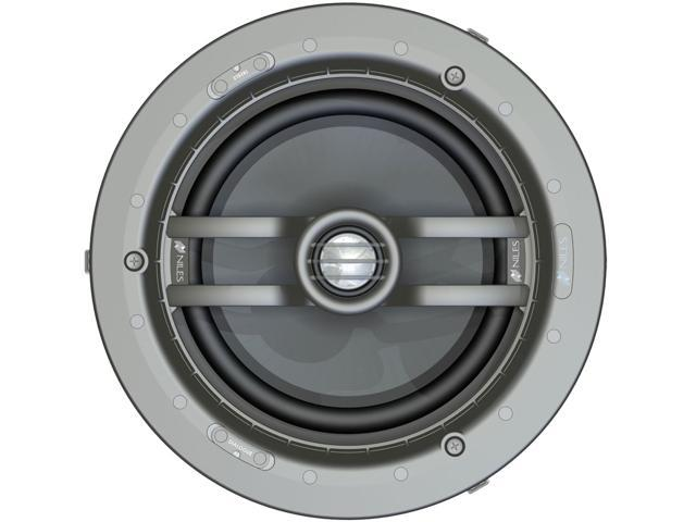 Niles | CM8HD (Ea.) | 8-Inch Two-way In-Ceiling Loudspeaker with Pivoting Tweeter (FG01663) - OEM