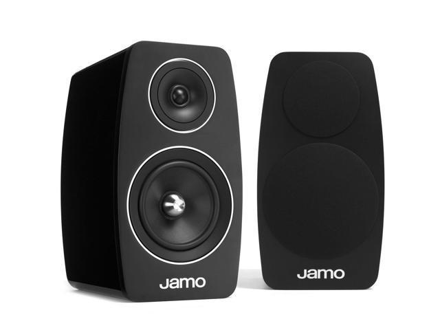 Jamo C103 Gloss Black (Pr.) Bookshelf Speakers
