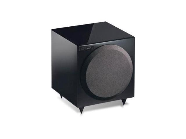TRIANGLE METEOR 0.5 Tc Black 11-inch 300 Watt Wireless Powered Subwoofer