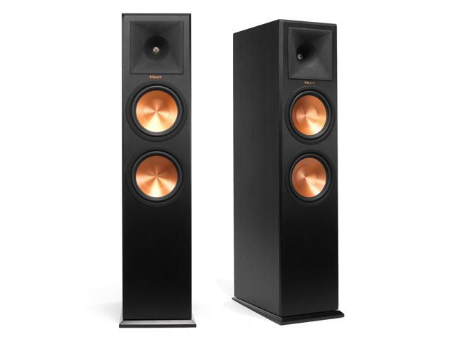 Klipsch RP-280F Ebony (Pair) Tower Speakers