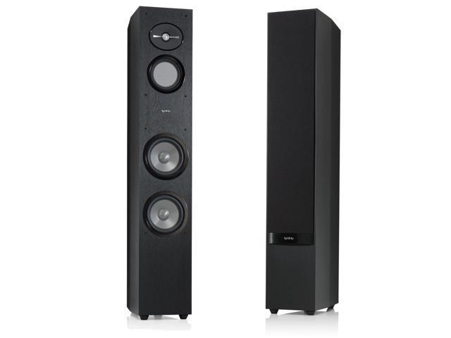 Infinity R263 Black (Pr.) 3-way Tower Speakers