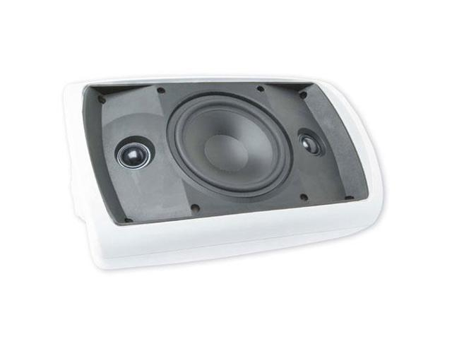 Niles OS6.3SI White (Ea) - Refurbished 6 Inch Stereo Input 2-Way Indoor Outdoor Speaker (FG01000)