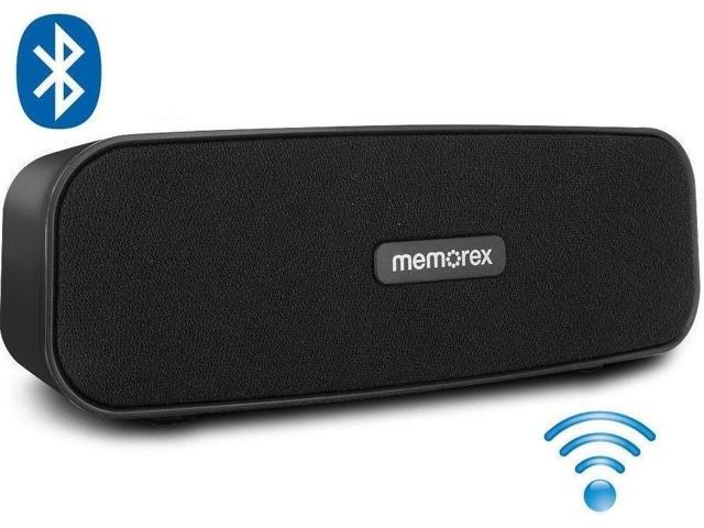 Memorex MW212 Universal Portable Bluetooth Wireless Speaker
