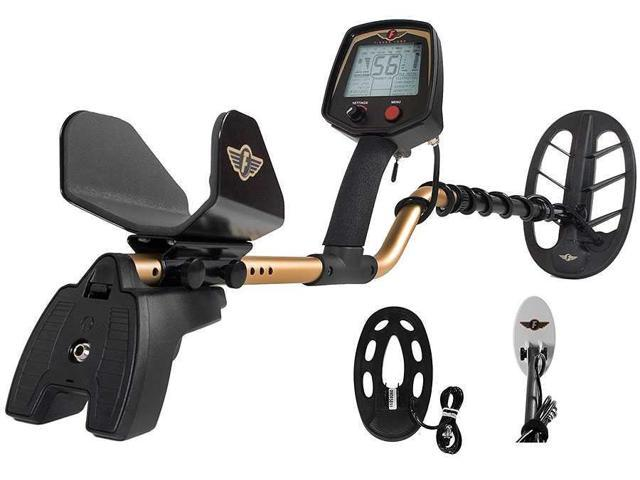 Fisher F75 Metal Detector with Three Coil Package