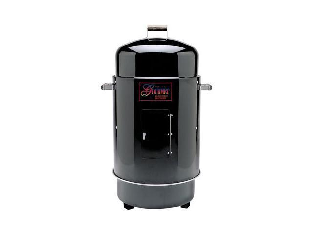 Electric Smoker & Grill w Chrome Plated Grills
