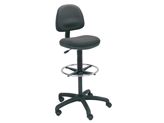 Precision Extended Height Chair in Black