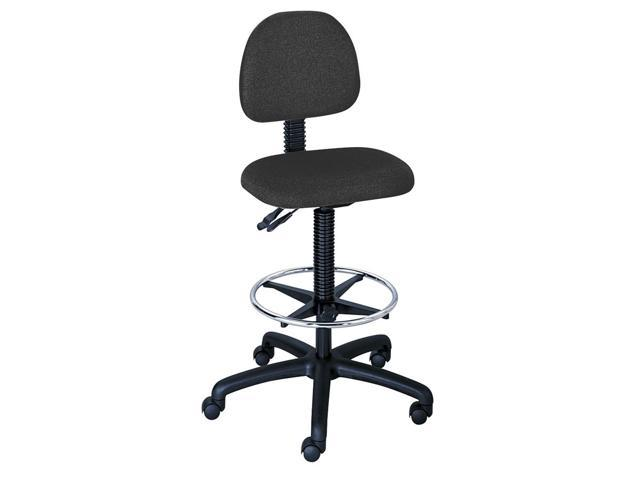 Trenton Extended Height Chair in Black