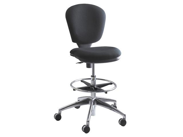 Metro Extended Height Chair in Black