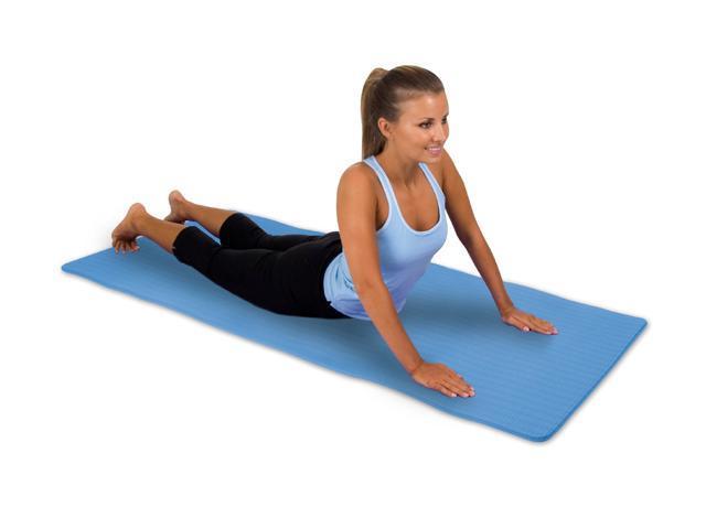 EcoWise Premium Yoga Mat (Chestnut)