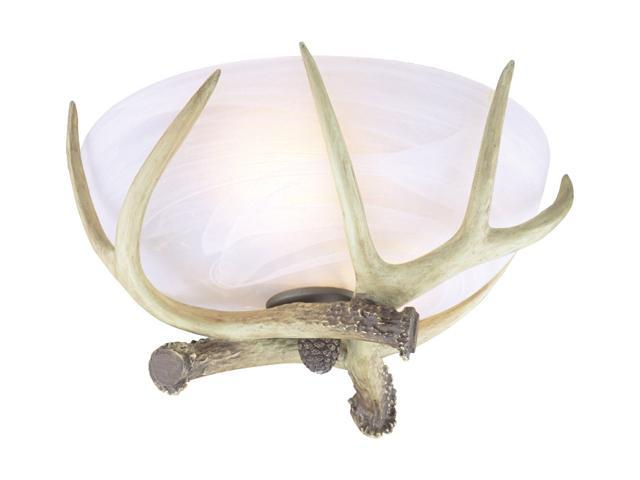 Antler Bowl Light Kit w CFL