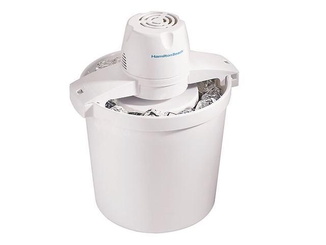 Hamilton Beach - 4 Quart Bucket Ice Cream Maker