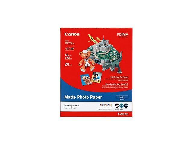 Canon Matte Photo Paper - 13