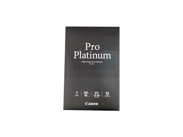 Canon Pro Platinum Super Photo Paper - A3+ - 13