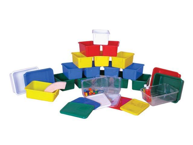 Kid's Play Cubby Tray (Green)