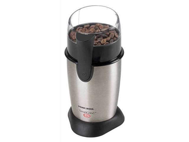 Black and Decker Smartgrind Coffee Grinder