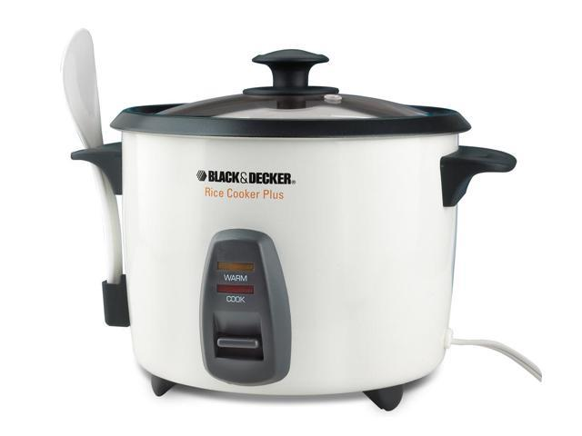 Black and Decker 16-Cup Multi Use Rice Cooker