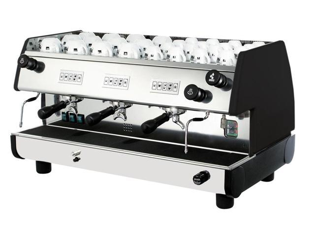 22L Commercial Volumetric Espresso Machine (Red)