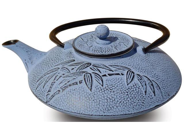 Bamboo Lavender Positivity Teapot (Green)