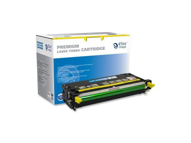 Elite Image Toner Cartridge, 8000 Page Yield, Yellow