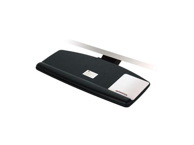 3M Adjustable Keyboard Tray,Height Adjusts,25-1/2