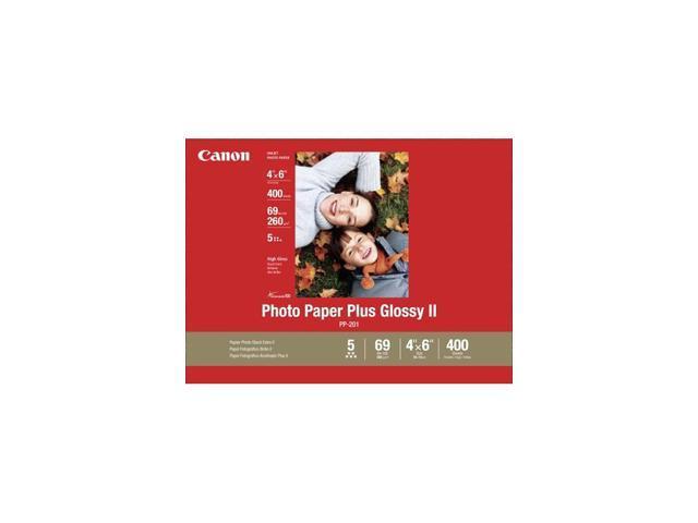 Canon Photo Paper Plus II - 4