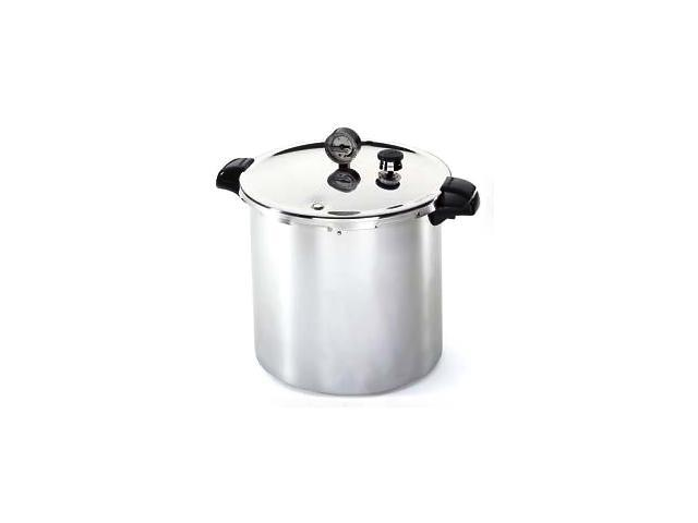 Presto 23-Quart Aluminum Pressure Cooker Canner