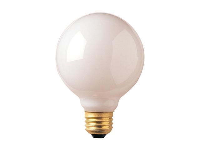 Globe E26 Base Light Bulbs in White - 24 Bulbs (40w)