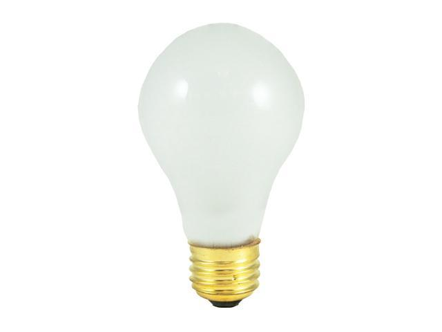 High Voltage Frosted Light Bulbs - 24 Bulbs (40w)