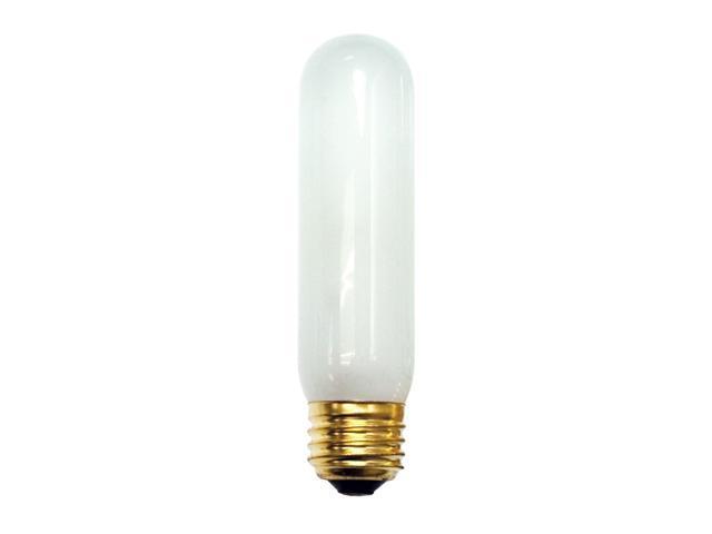 Accent Tubular Light Bulbs in Frost - 25 Bulbs (40w)