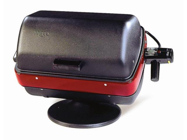 Deluxe Tabletop Electric Grill in Black
