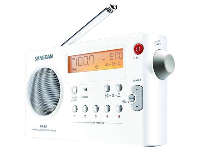 Digital Am/FM Portable Radio