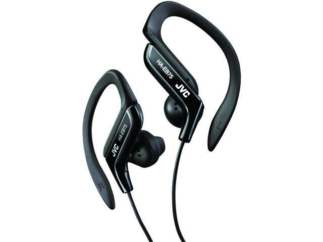 Sport Style Ear-Clip Headphones (Black)
