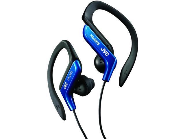 Sport Style Ear-Clip Headphones (Blue)