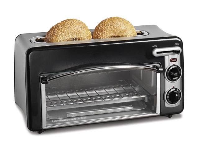 Toastation Toaster Oven in Black