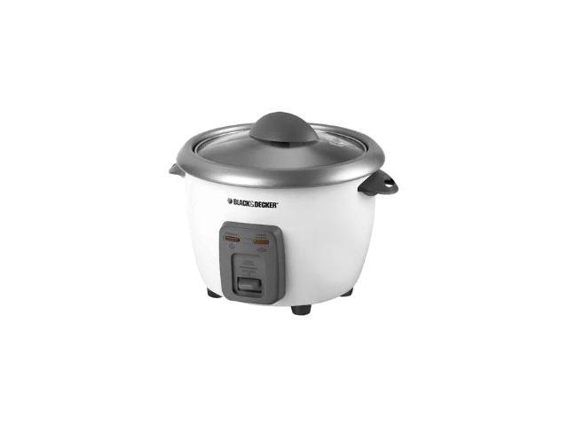 Black and Decker 6-Cup Steamer/Rice Cooker