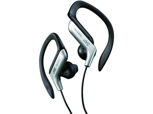 Sport Style Ear-Clip Headphones (Silver)