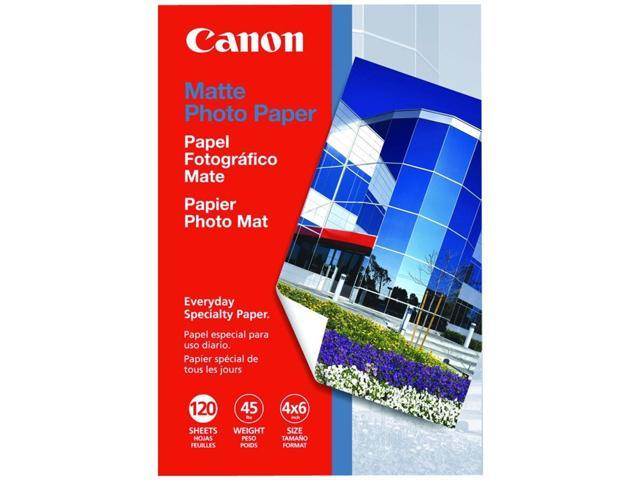 Matte Photo Paper (4