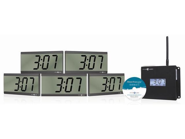 LCD Digital Wireless Clocks