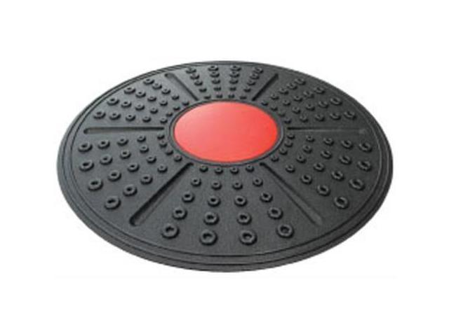 Durable Tri-Level Balance Board in Black & Red