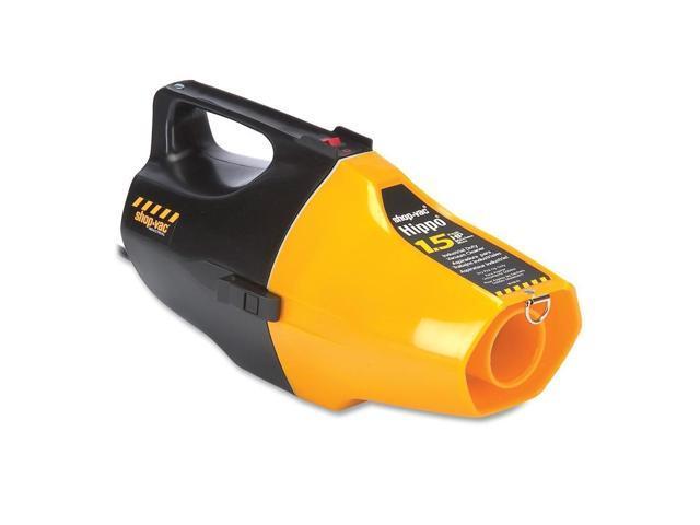 Shop-Vac Corp Vacuum, Hand Held, Portable, 1.5 Hp, 6 Ft Cord, Yellow/Black