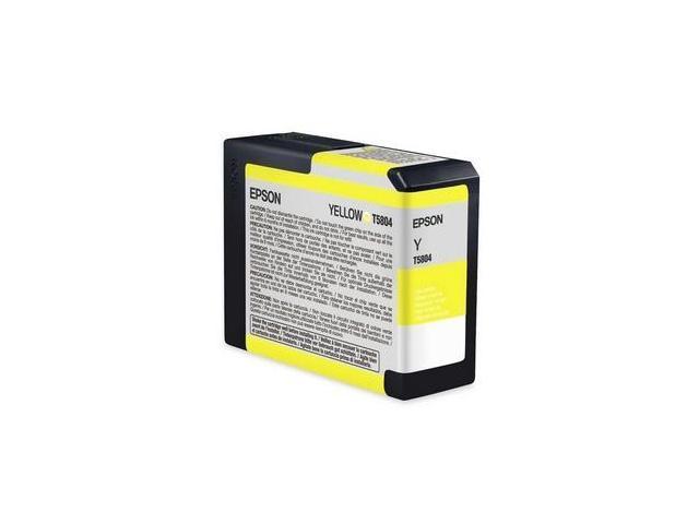 Epson UltraChrome K3 Yellow Ink Cartridge - Inkjet - Yellow