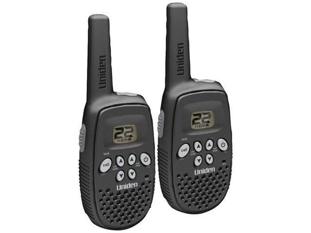 16-Mile Range FRS/GMRS Radios