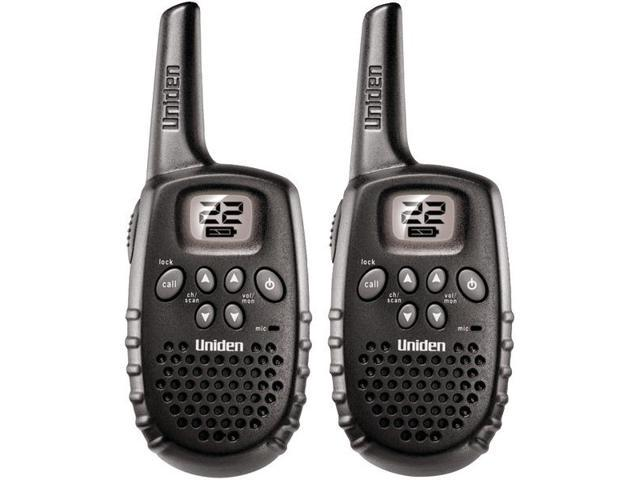 16-Mile Range 2-Way FRS/GMRS Radios