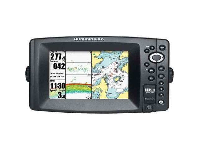 859ci HD XD Combo Fishfinder