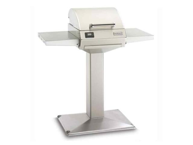 Electric Pedestal Grill